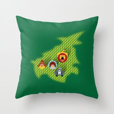 Forecast Throw Pillow