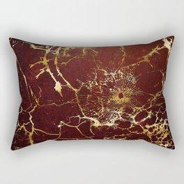 KINTSUGI  ::  Accept Fate Rectangular Pillow