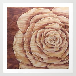 Botanical Bloom Art Print