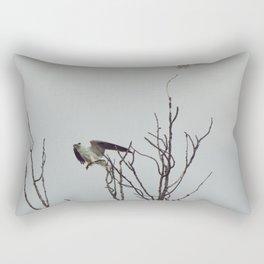 Milano blanco Rectangular Pillow
