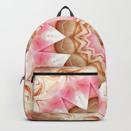 Mandala Rose Backpack