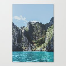 Filipino Island Canvas Print