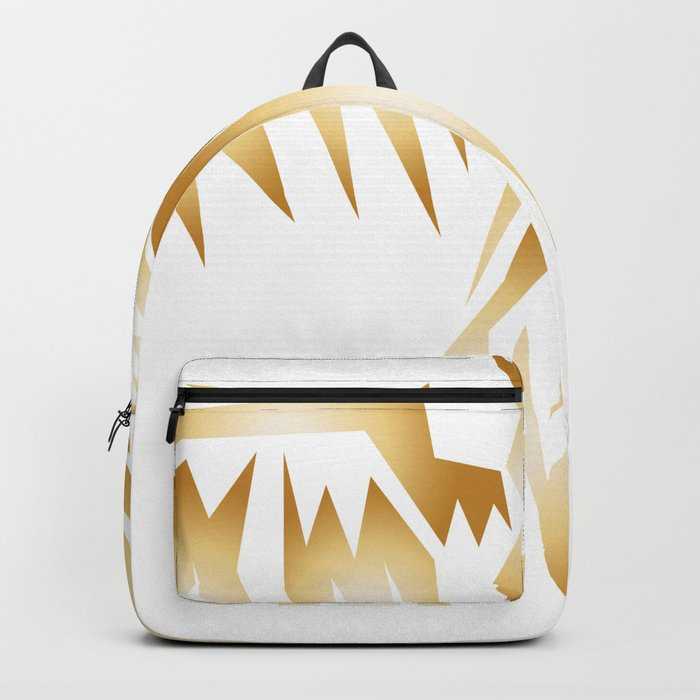 9fc1ad27fc5 Gold Flying Backpack by martinussumbaji