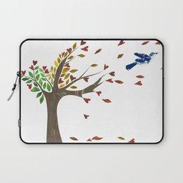Autumn Love Laptop Sleeve