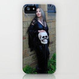 Skull Works iPhone Case