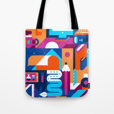 Creative Process Tote Bag