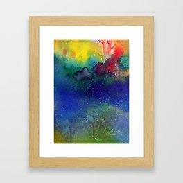 Playful Framed Art Print