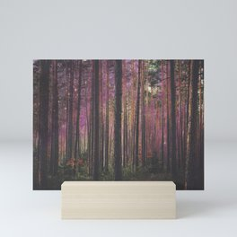 COSMIC FOREST UNIVERSE Mini Art Print