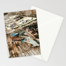 Sit Down, and Stay a While Stationery Cards