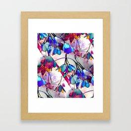 Pretty Bells Framed Art Print