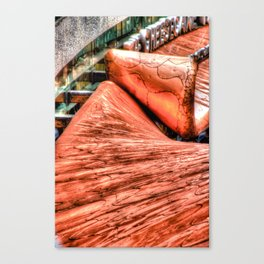 Copper Top Canvas Print