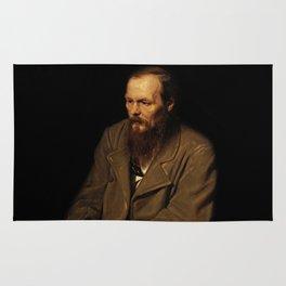 Fyodor Dostoyevsky Rug