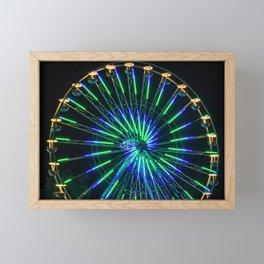 enjoy life Framed Mini Art Print