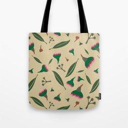Gum tree pattern Tote Bag