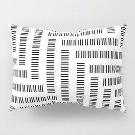 Tickling the Ivories Pillow Sham