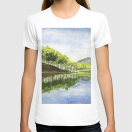 Tuyen Lam Lake in Da Lat T-shirt