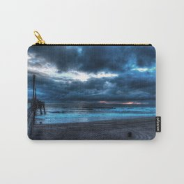 Approaching Storm Huntington Beach, alifornia Carry-All Pouch