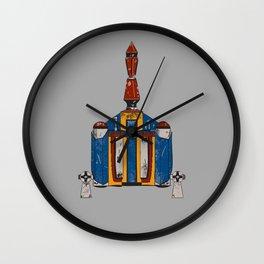 Fett Pack Wall Clock