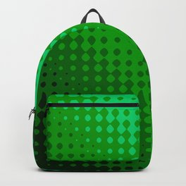 Nature Green Tones Abstract Gradient Pattern Ever 2020 Backpack