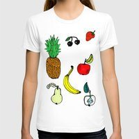fruit T-shirts featuring Fruit by krrstnn