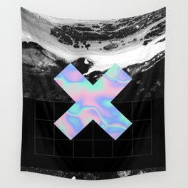 HALF BELIEVING Wall Tapestry