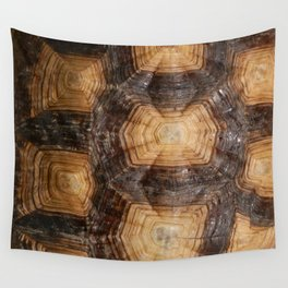 Shell Game Wall Tapestry