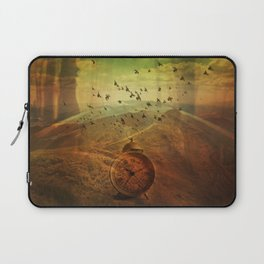 Veil of time Laptop Sleeve