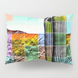 An Abstract Desert I Pillow Sham