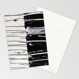 Black & White Close Up Stationery Cards