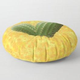Cactus Heart - Coeur de Cactus Floor Pillow