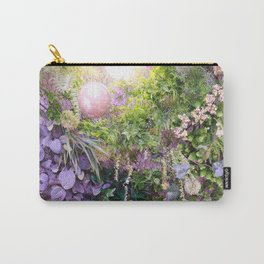 A Florist's Ceiling Garden Carry-All Pouch