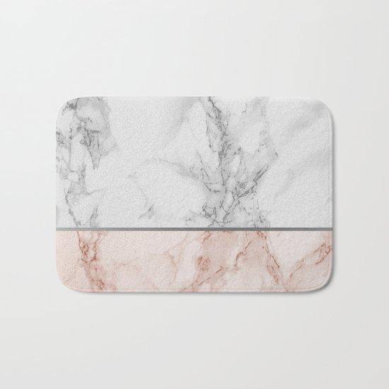 Marble #7 Bath Mat