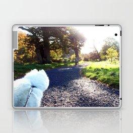 Ivanna the Samoyed Laptop & iPad Skin