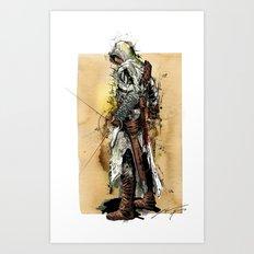 AC /// ALTAIR Art Print