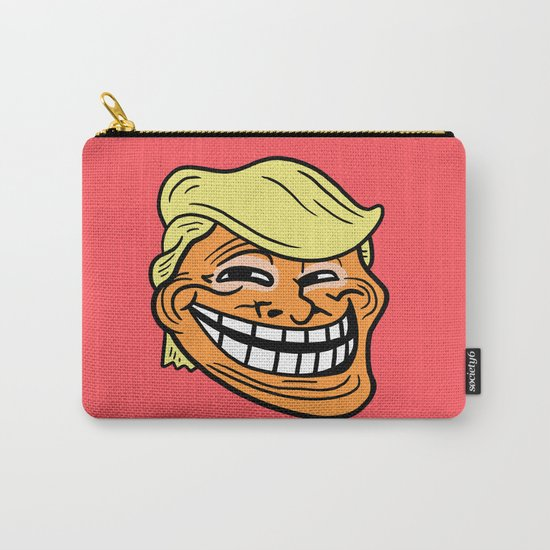Trollin' Trump Carry-All Pouch