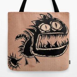 Compact Dragon Tote Bag