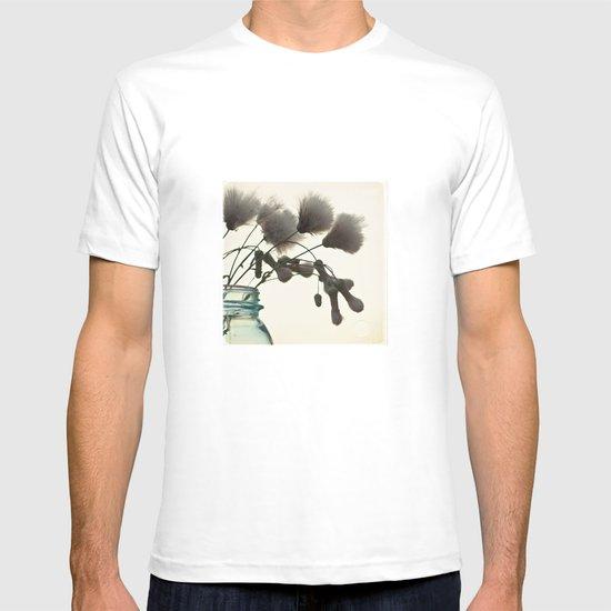 Sunlit Thistle  T-shirt