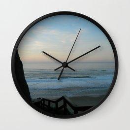Serene Afternoon Wall Clock
