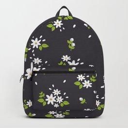 Big Daisy flowers Backpack