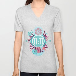 Magic  Unisex V-Neck