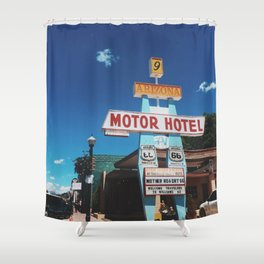 Flagstaff Arizona Shower Curtain