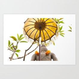 Ubud,Bali Art Print