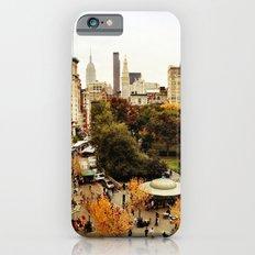 Autumn - New York Slim Case iPhone 6s