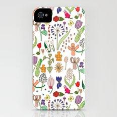 We belong among the wildflowers. iPhone (4, 4s) Slim Case