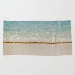 Incoming Beach Towel