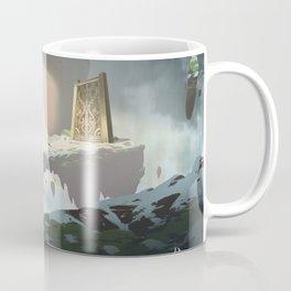 Valhalla Doors Coffee Mug