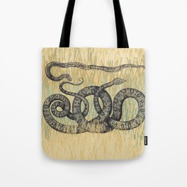 Python ~ The Summer Series Tote Bag
