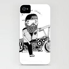Route 66 Lover Slim Case iPhone (4, 4s)