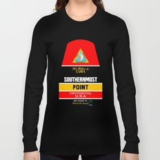 Southern Most Point, Key West, Florida/サザン・モスト・ポイント Long Sleeve T-shirt
