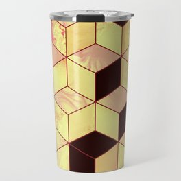 Geometrical Force #1 Travel Mug